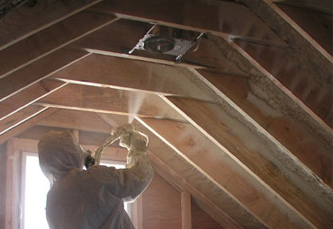 Open Cell Spray Foam Insulation for Your Attic